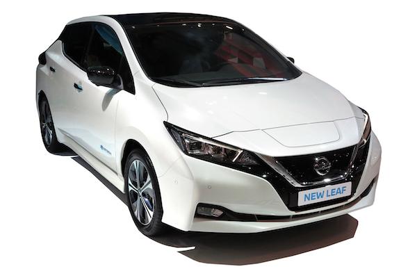 Nissan Leaf Auto Elettriche