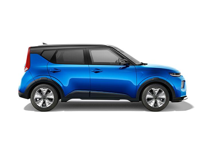 Nuova kia soul EV electric SUV