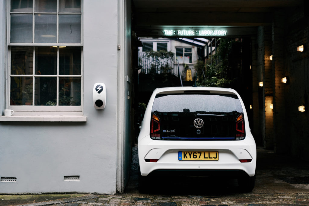EO electric vehicle charging