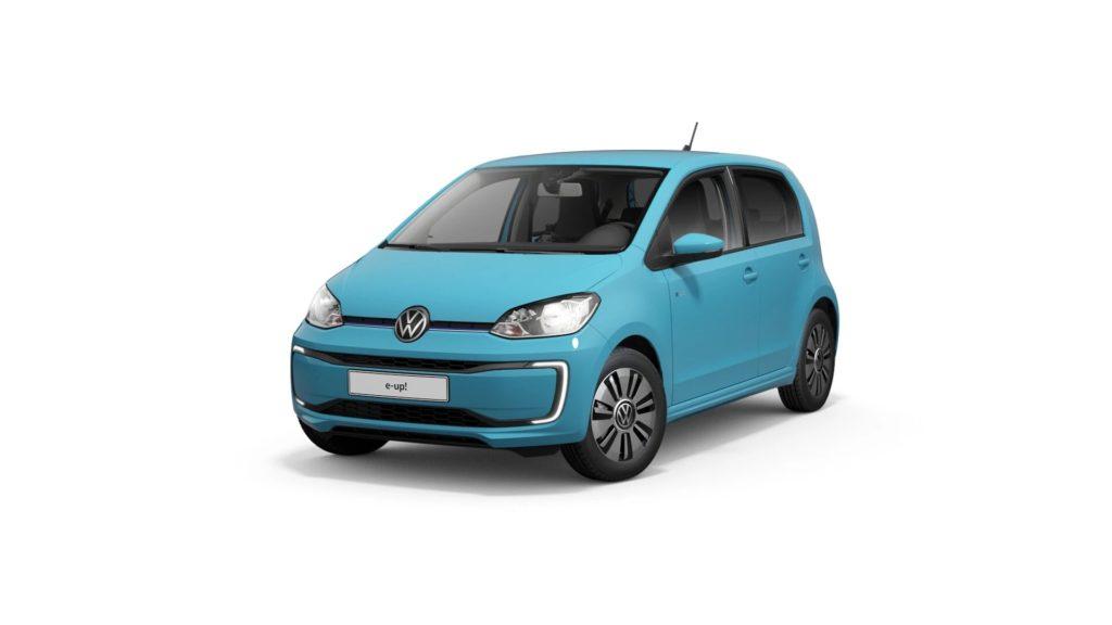 Auto elettrica Volkswagen e-up