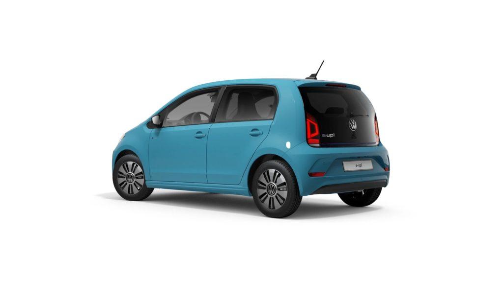 Auto elettrica Volkswagen e-up!