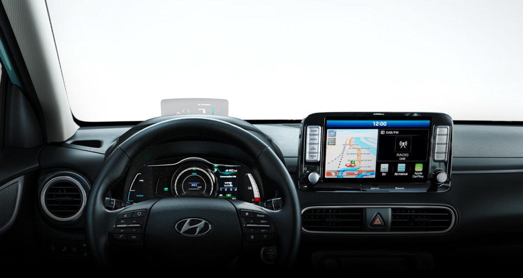 Hyundai Kona auto elettrica