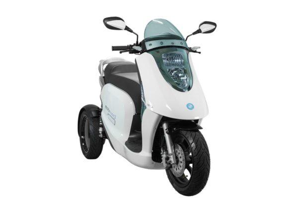 Scooter Elettrico Eccity Model 3
