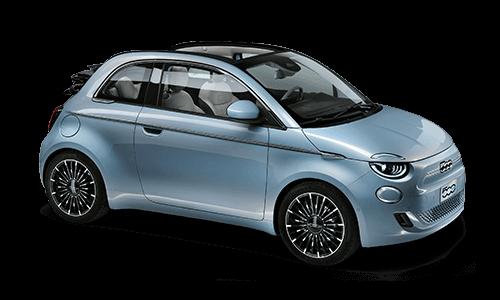 Auto elettrica 500e [Fonte: FIAT]