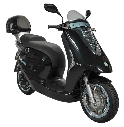 Scooter Elettrico Eccity Model 125