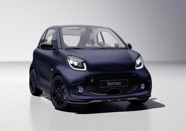 auto elettrica Smart Fortwo