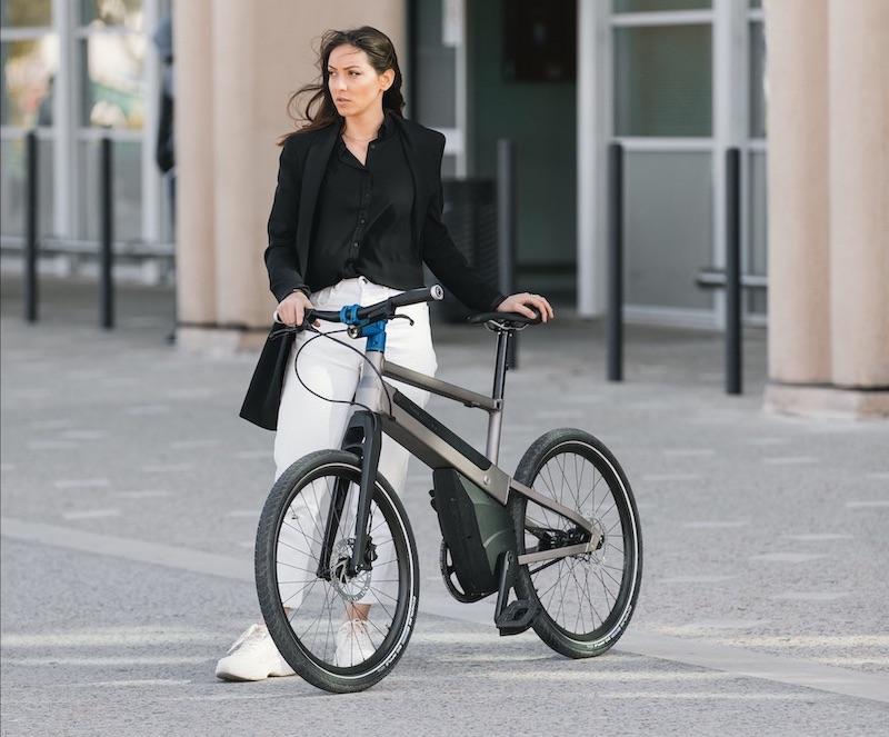 iweech bici elettrica