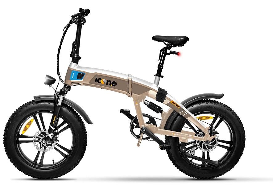 e-bike ICON.E x7