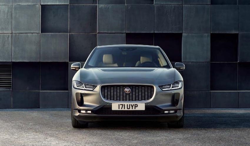 jaguar ipace veicoli elettrici