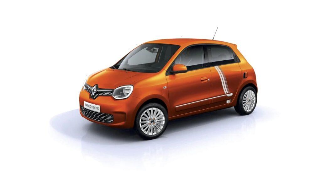 Renault Twingo auto elettrica