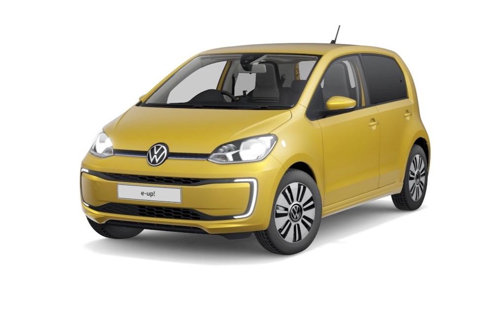 VW e-up veicoli elettrici