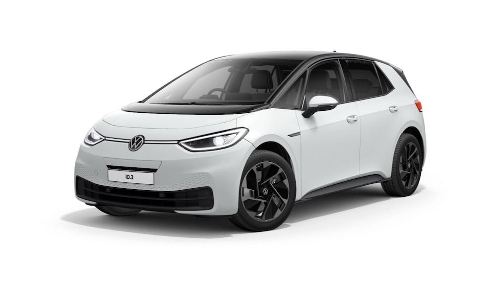 VW ID 3 veicoli elettrici