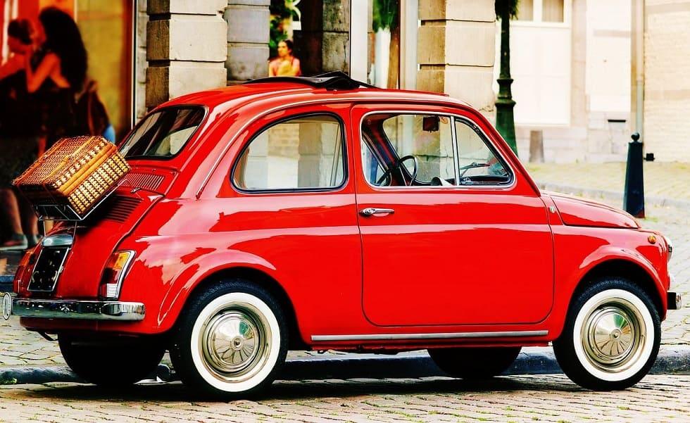Fiat 500 Classica