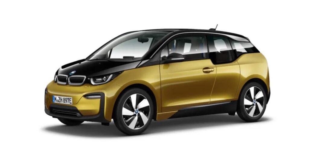 BMW i3 veicoli elettrici