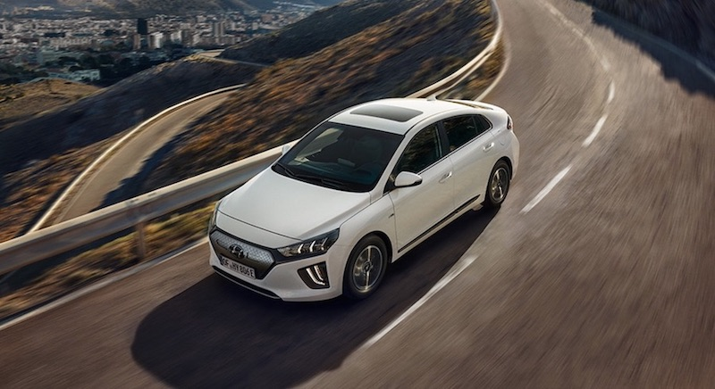 Veicoli elettrici Hyundai IONIQ