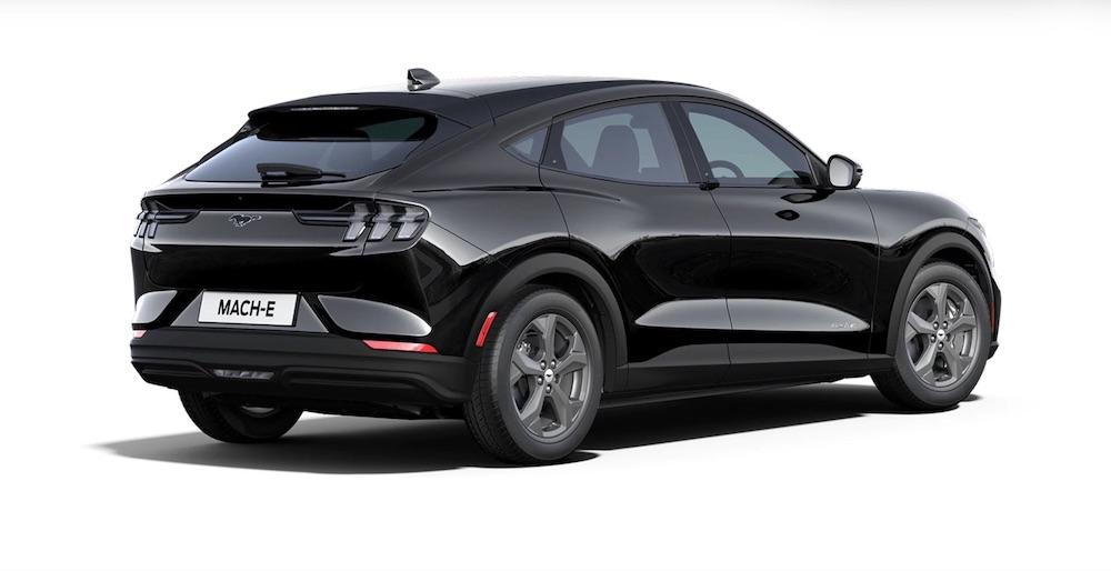 Ford Mustang Mach-e SUV Veicoli elettrici