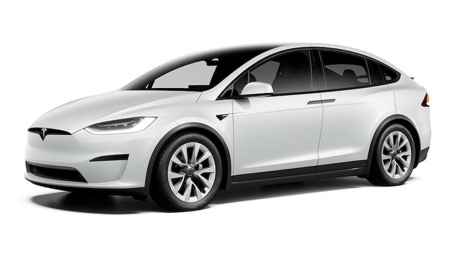 SUV elettrico Tesla Model X