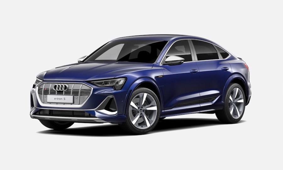 elettrico Audi e-tron