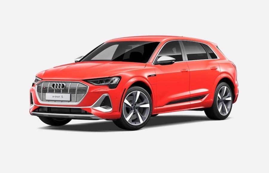 SUV elettrico Audi e-tron