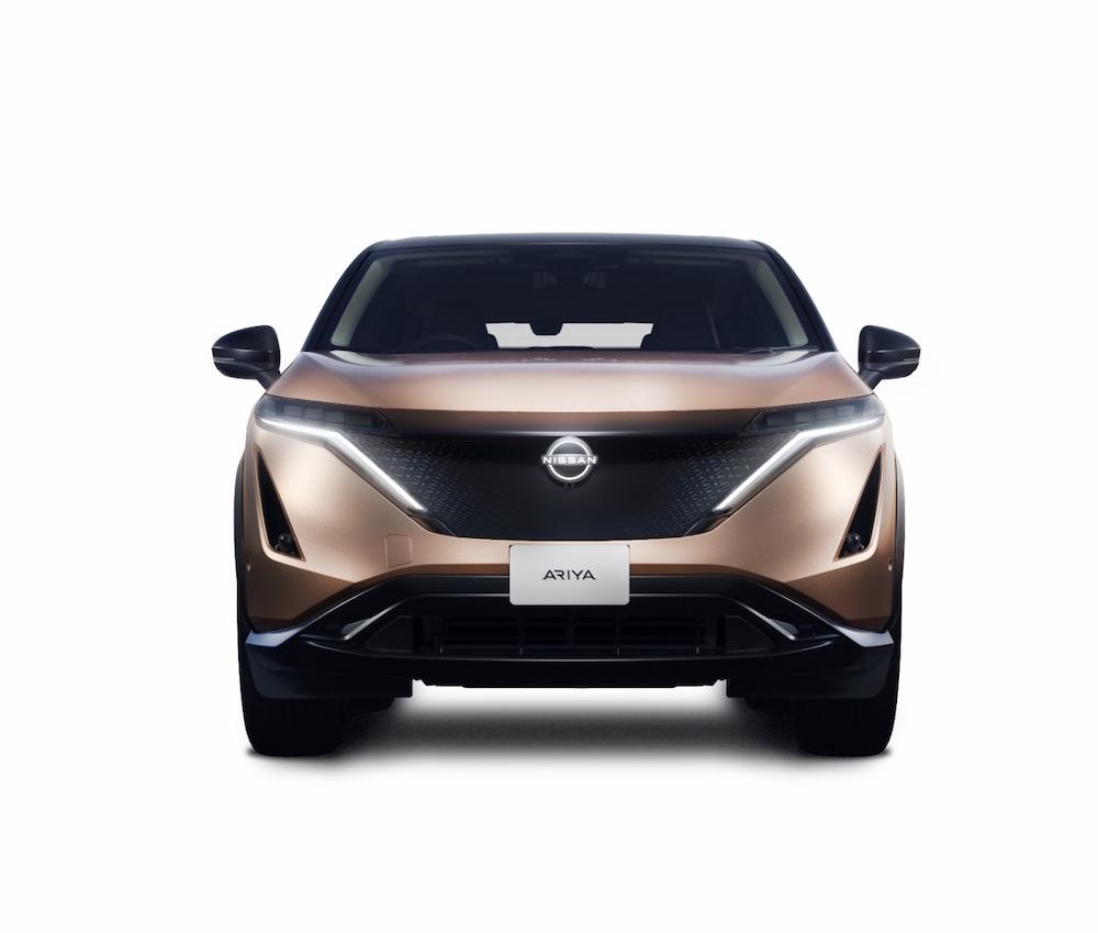 suv elettrico Nissan Ariya