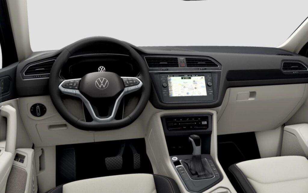 Volkswagen Tiguan SUV ibrido plug-in