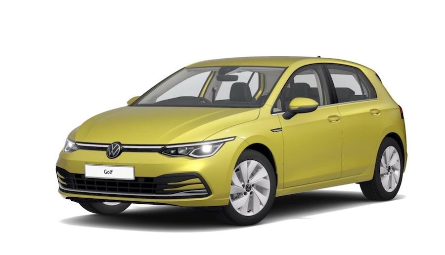 VW golf 8 auto elettriche