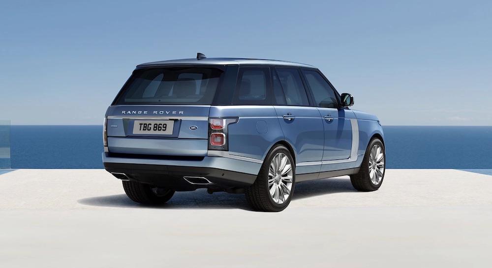 The Range Rover Plug-In Hybrid (credit:JLR)