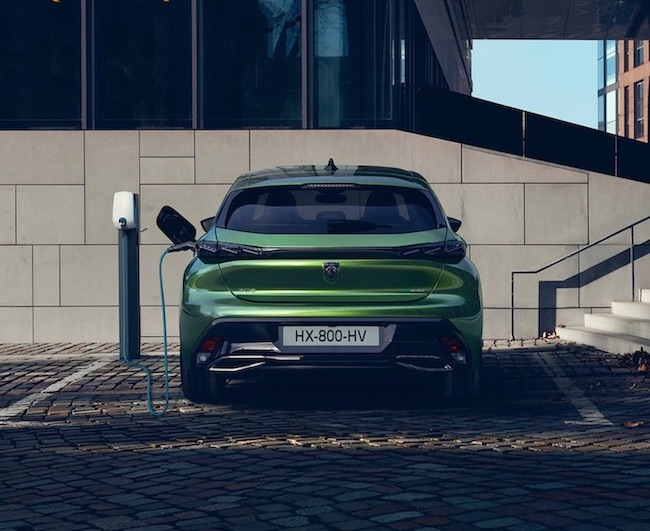 Peugeot e-308 Plug-In Hybrid