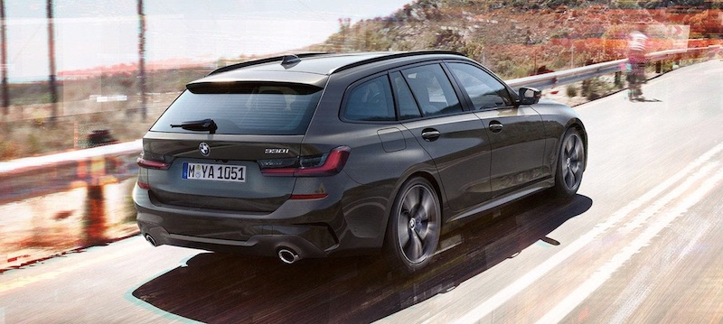 BMW 530e Touring Plug-In Hybrid