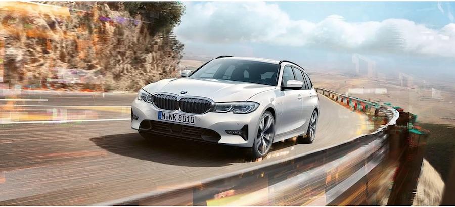 BMW 330e Touring Plug-In Hybrid