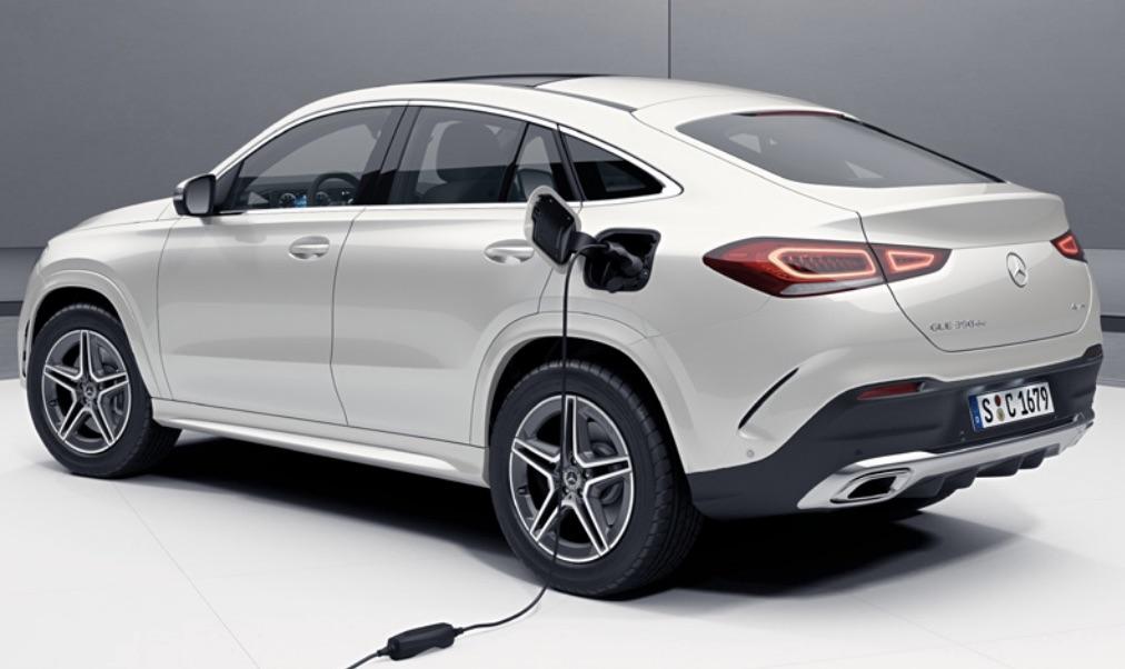 Mercedes-Benz GLE Coupé 350 de Plug-In Hybrid SUV