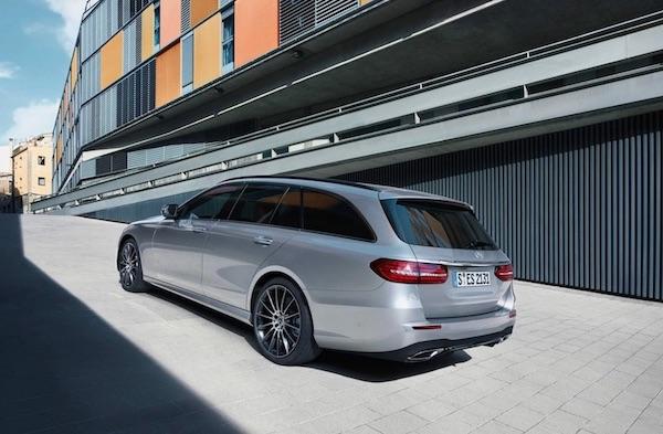 Mercedes-Benz E Class Plug-In Hybrid