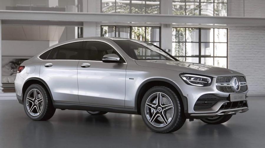 Mercedes-Benz GLC 300 Plug-In Hybrid