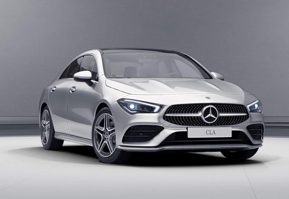 Mercedes-Benz CLA Coupé 250 e Plug-In Hybrid