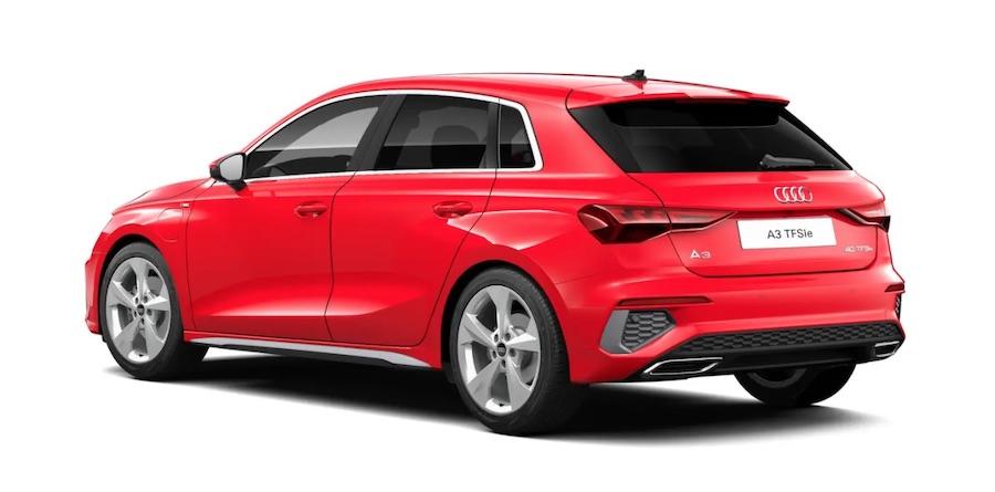 Audi A3 Plug-In Hybrid
