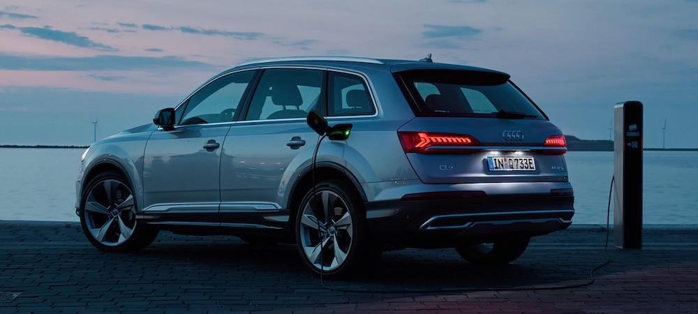 Audi Q7 TFSIe Plug-In Hybrid SUV