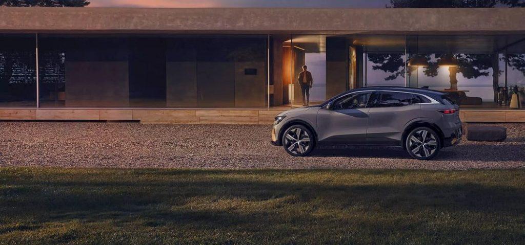 Renault Megane elettrica