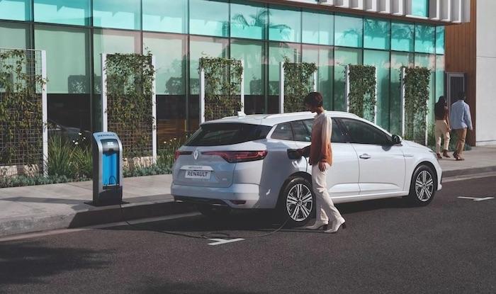 Renault Megane Sport Tourer E-Tech Plug-In Hybrid