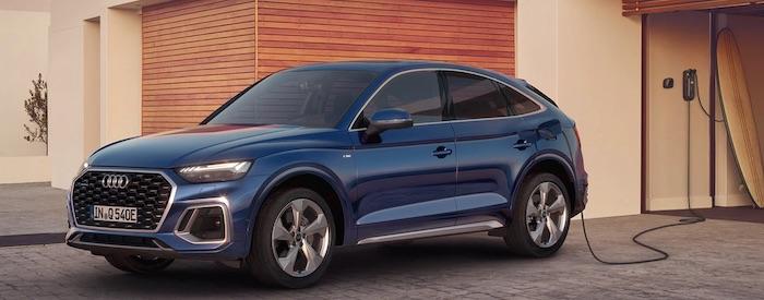 Audi Q5 Sportback TFSIe Plug-In Hybrid